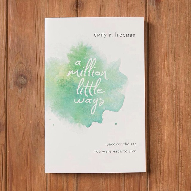 We are so excited Emily P. Freeman is going to be one of our keynote speakers! Check out her newest book